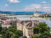 Flusslandschaft Donau