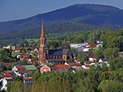 Mittelgebirge Bayerischer Wald