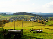 Mittelgebirge Erzgebirge