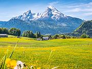 Hochgebirge Bayerische Alpen