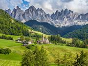 Hochgebirge Suedtirol