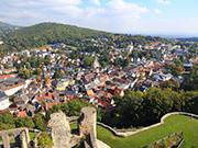 Mittelgebirge Taunus