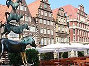 Top Städte Bremen